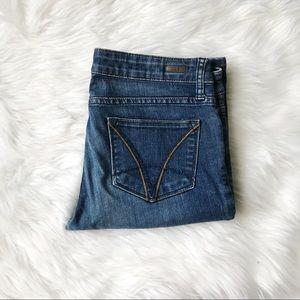 Kut From The Kloth Farrah Mini Bootcut Jeans
